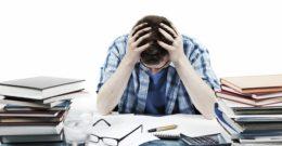 Los síntomas del estres