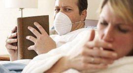 Los síntomas de gripe