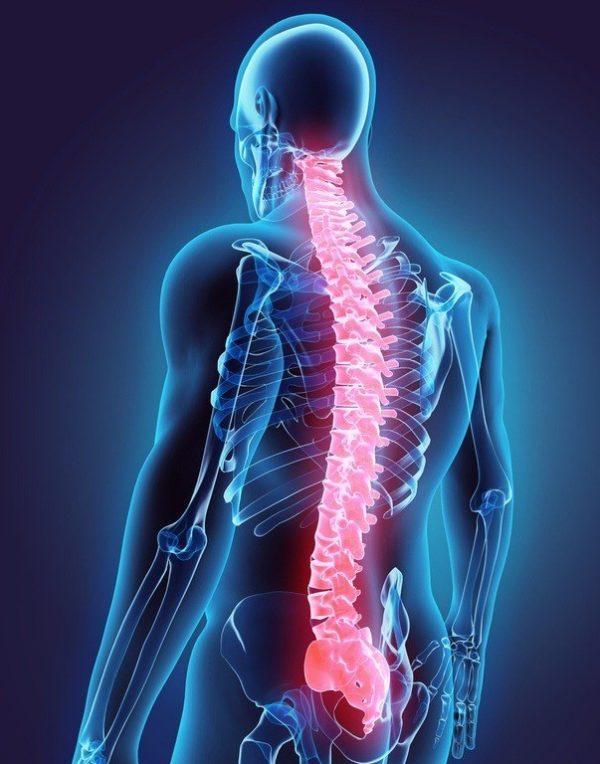 Hipercifosis dorsal apertura del torax esquema corporal