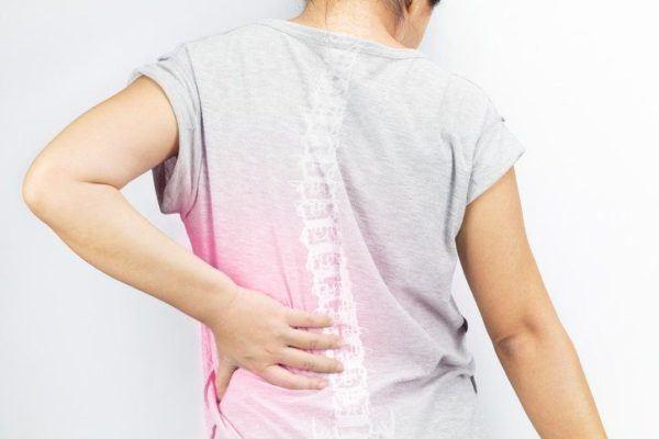 Hipercifosis dorsal apertura del torax huesos