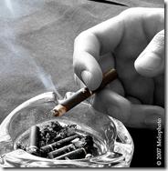 La nicotina potencia el crecimiento de tumores en las mamas