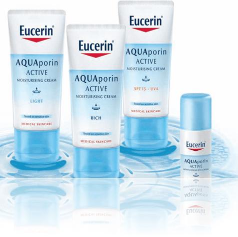 Eucerin Aquaporin