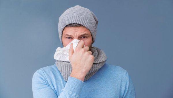 Infeccion de orina en hombres por coger frio
