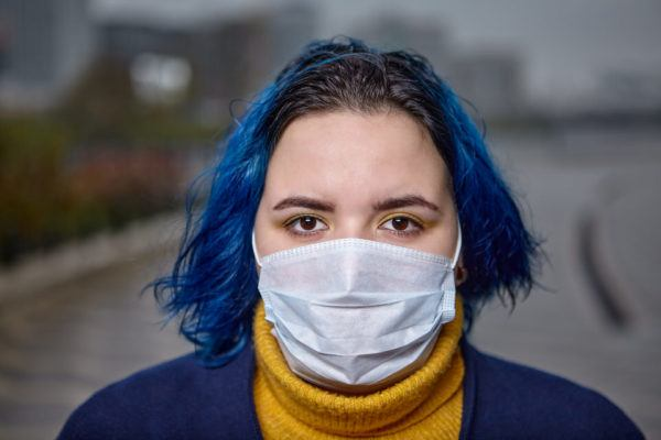 Las mascarillas sirven para evitar el contagio del coronavirus