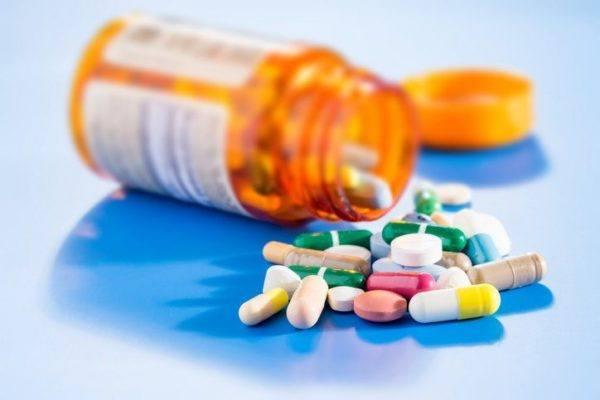 Medicamentos antimicoticos bote naranja