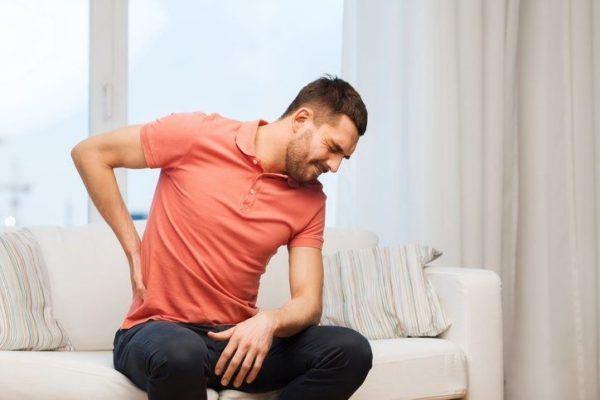 Puncion seca postura