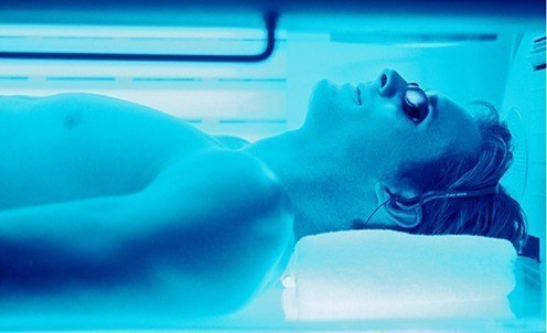 Lamparas rayos Uva incrementan el cáncer