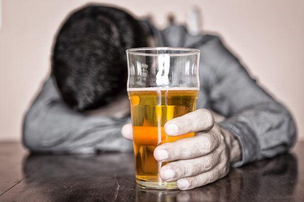 resaca alcohol