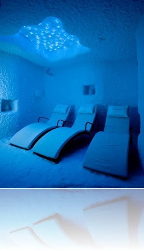 respirar mejor con terapia de sal, haloterapia