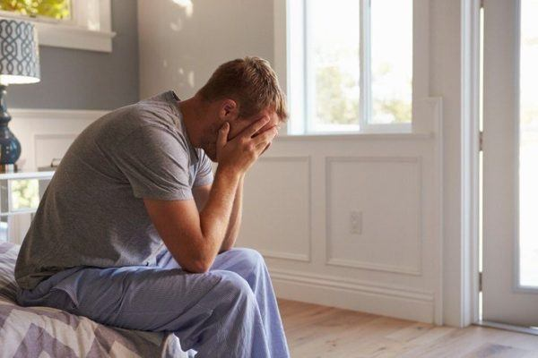 Sintomas de la depresion chico en la cama