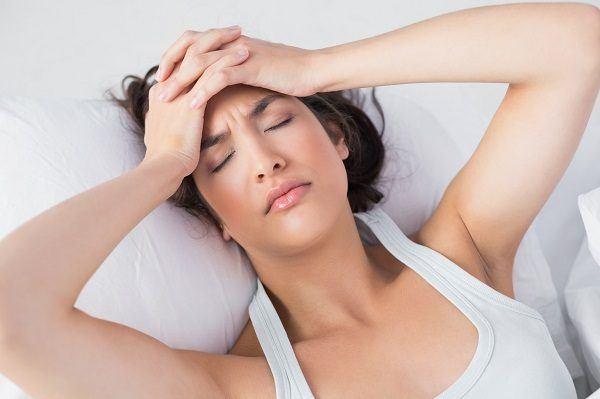 sintomas problemas embarazo