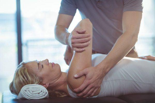 Tendinitis del supraespinoso masaje