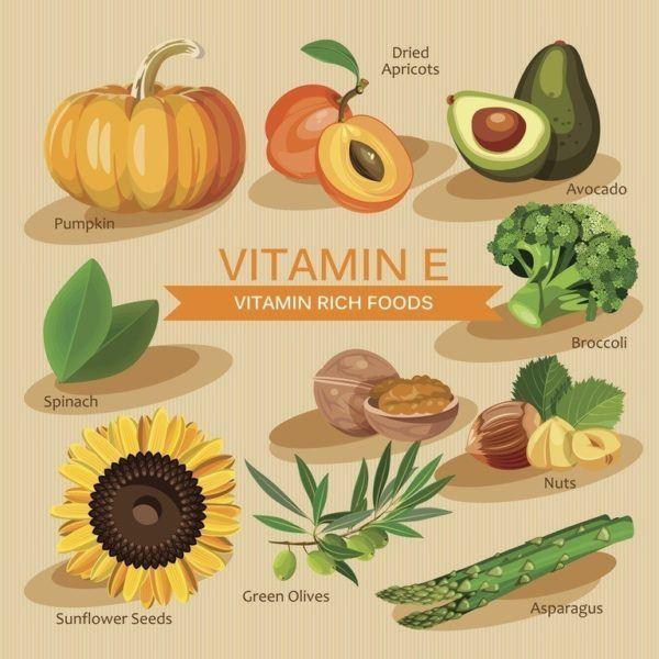 Tratamiento para el higado graso vitamina e