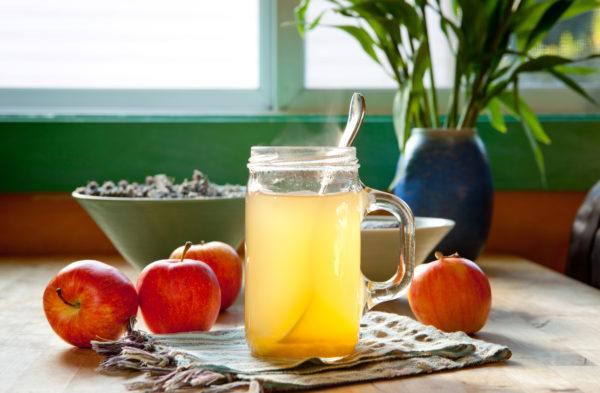 Vinagre manzana de beneficios usos