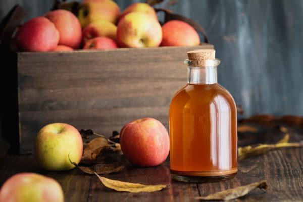 Vinagre manzana propiedades usos