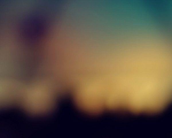 vista borrosa